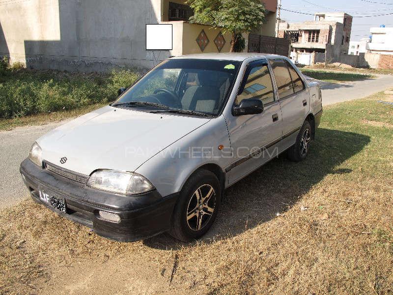 Suzuki Margalla GL Plus 1998 Image-8