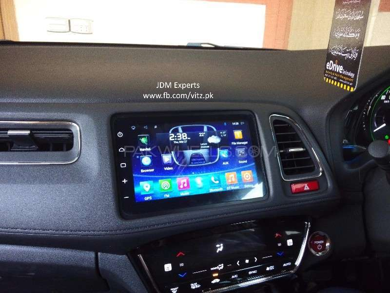 Navigation Unit for Honda Vezel For Sale Image-1