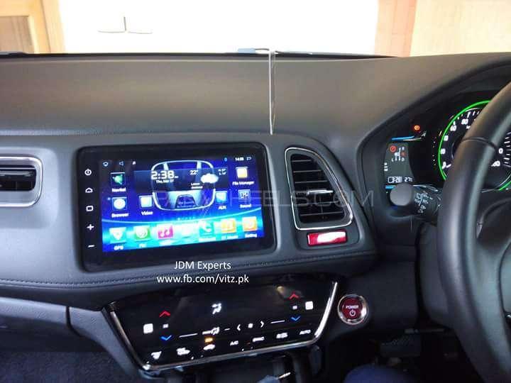 Original Android Navigation screen for Honda Vezel For Sale Image-1