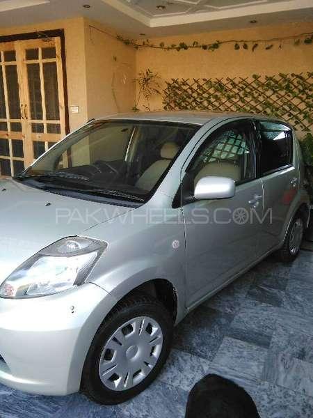 Toyota Passo 2004 Image-6