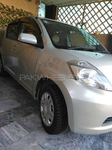 Toyota Passo 2004 Image-7