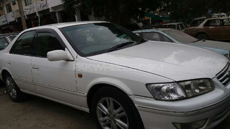 toyota camry 2001 for sale in islamabad pakwheels. Black Bedroom Furniture Sets. Home Design Ideas