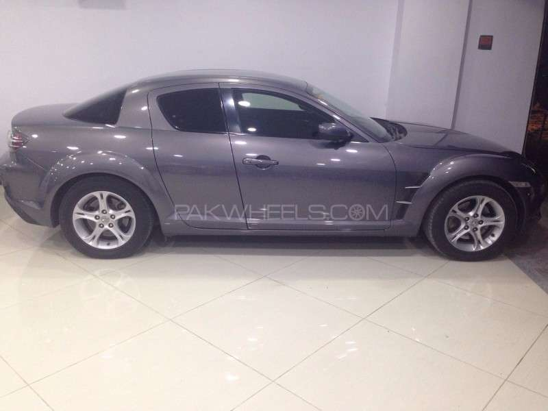 mazda rx8 rotary engine 40th anniversary 2007 for sale in. Black Bedroom Furniture Sets. Home Design Ideas