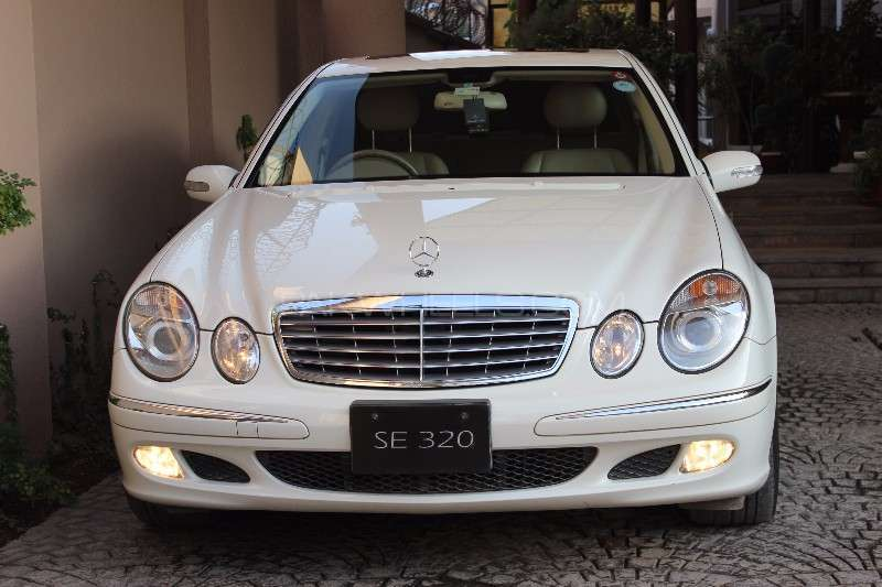 Mercedes benz e class e220 cdi 2005 for sale in islamabad for 2005 mercedes benz e320 for sale