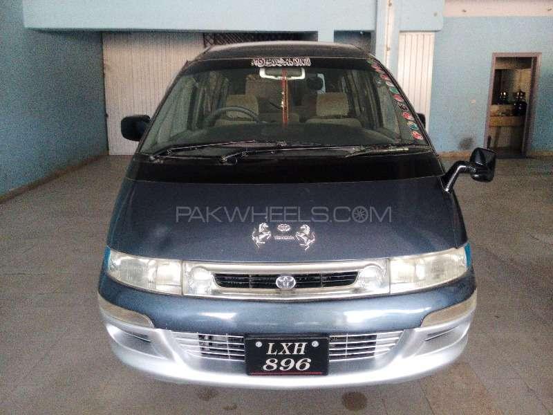 Toyota Estima 1994 Image-1