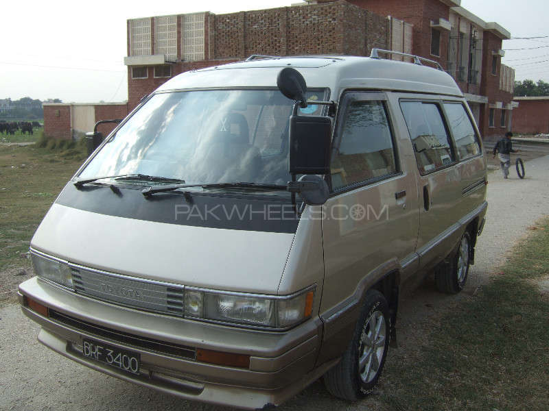 Toyota Town Ace 1986 Image-2