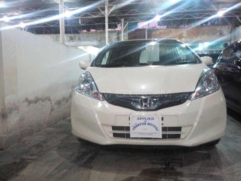 Honda Fit G 2011 Image-1