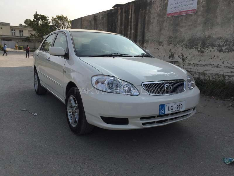 toyota corolla gli 1 3 vvti 2006 for sale in islamabad pakwheels. Black Bedroom Furniture Sets. Home Design Ideas