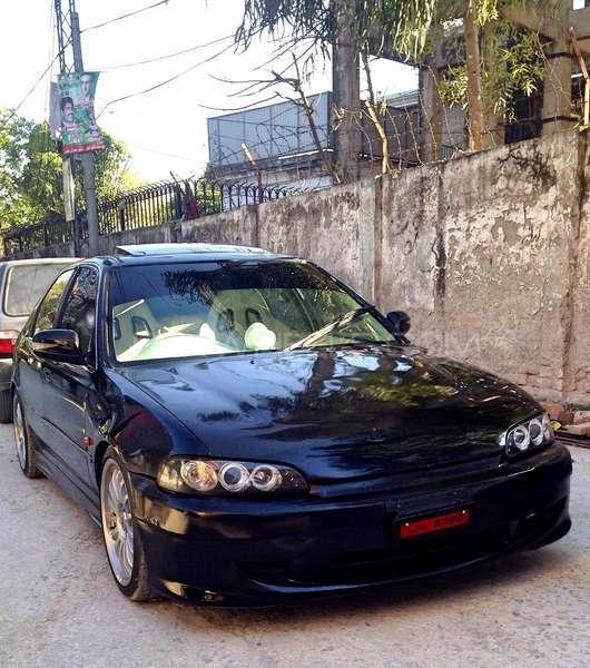 Honda Civic 1995 For Sale In Rawalpindi Pakwheels