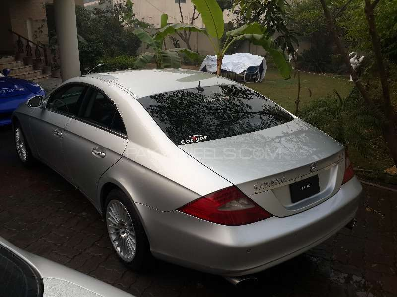 mercedes benz cls class cls320 cdi 2006 for sale in lahore. Black Bedroom Furniture Sets. Home Design Ideas