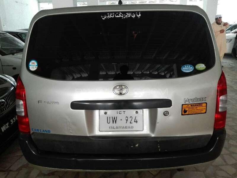 Toyota Probox F 2007 Image-3