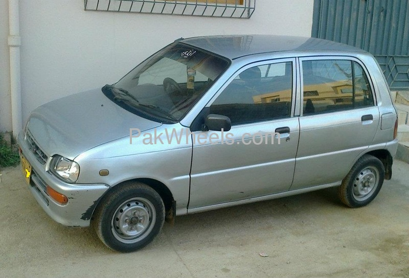 Daihatsu Cuore CX Eco 2004 Image-2