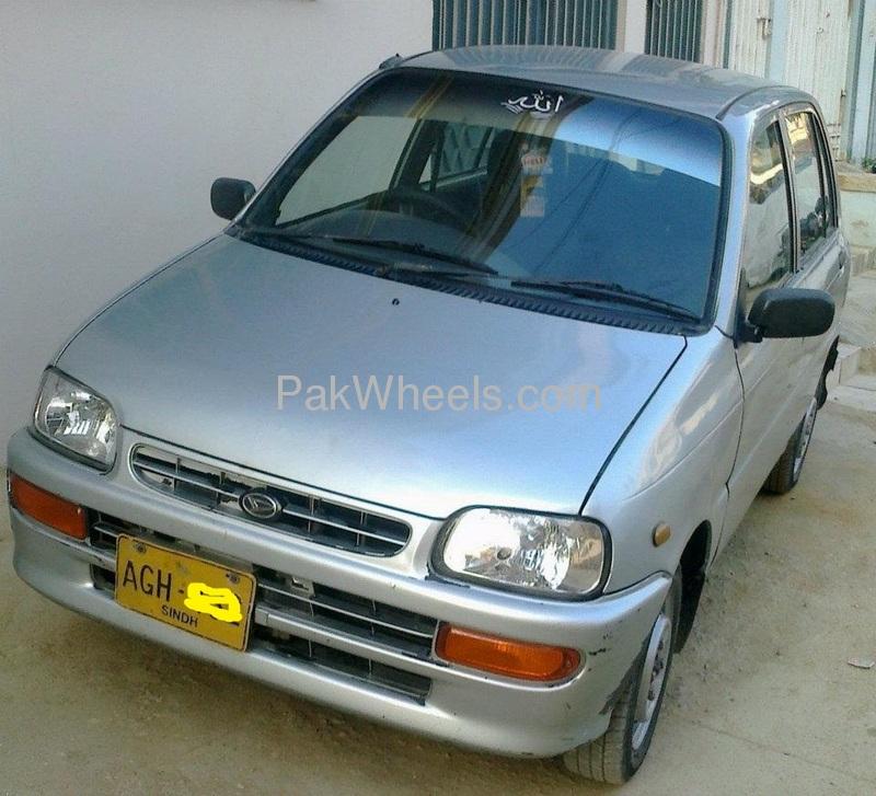 Daihatsu Cuore CX Eco 2004 Image-3