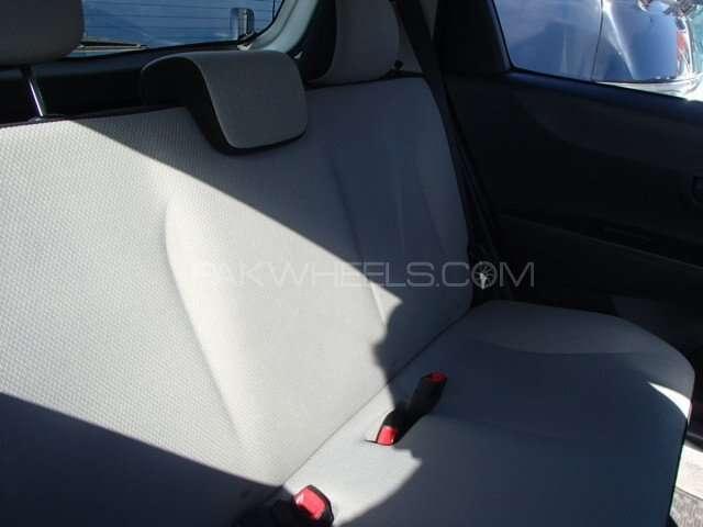Toyota Vitz F 1.0 2012 Image-7