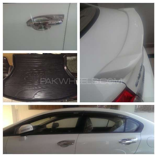 Honda Civic Car Accessories- For Sale Image-1