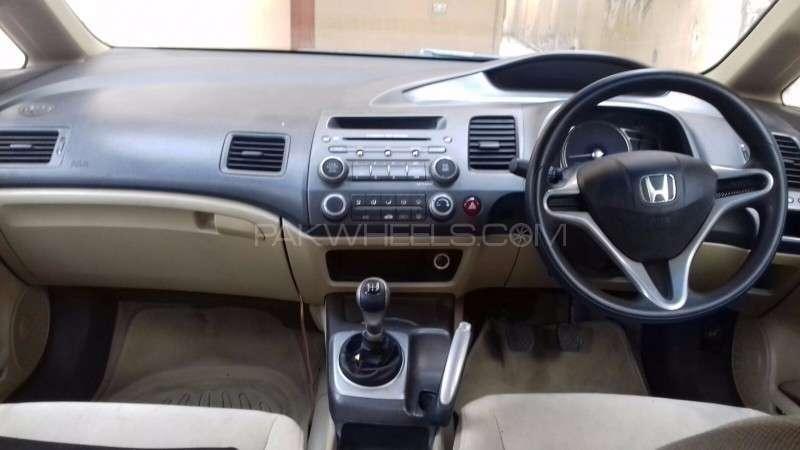 Honda Civic VTi Oriel 1.8 i-VTEC 2012 Image-7