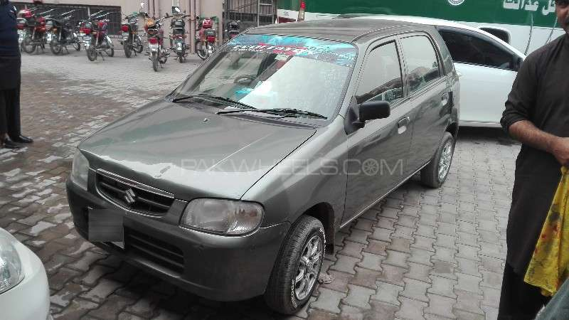 Suzuki Alto VXR (CNG) 2009 Image-1