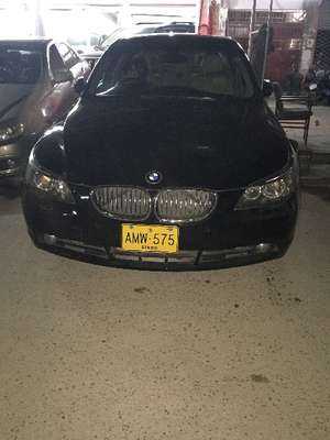 BMW 5 Series 2007 for Sale in Karachi