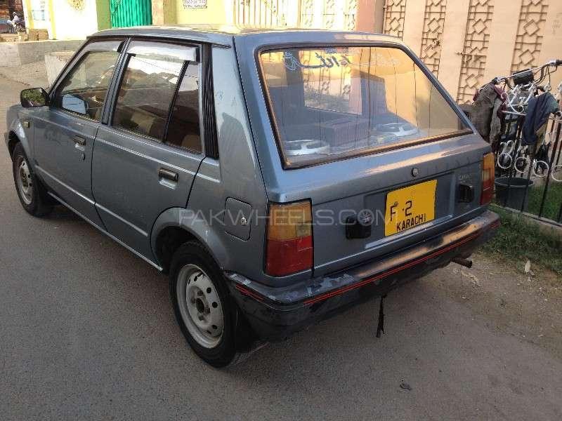 Daihatsu Charade CX 1984 Image-9