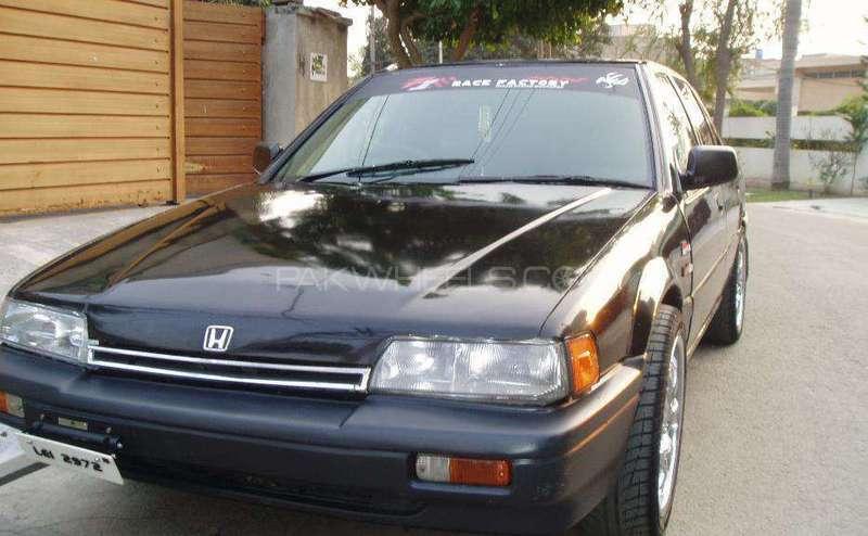 Honda Accord 1987 for sale in Lahore | PakWheels