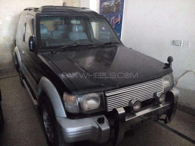 Mitsubishi Pajero Exceed 2.4 1994 Image-6