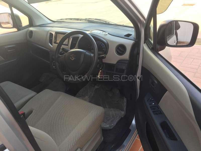Suzuki Wagon R Stingray X IDLING STOP 2012 Image-2