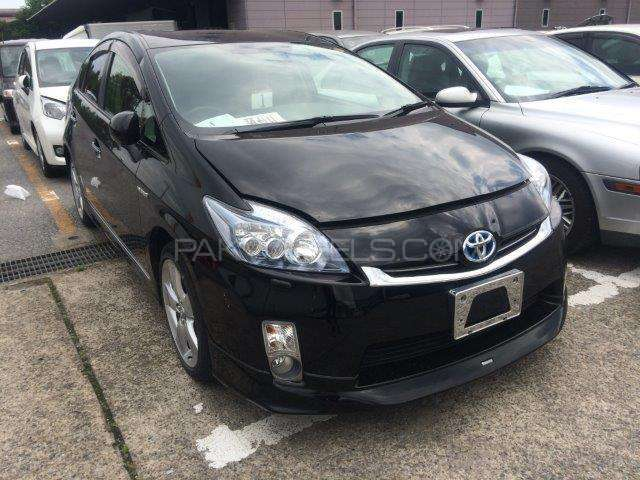 Toyota Prius G Touring Selection 1.8 2011 Image-1