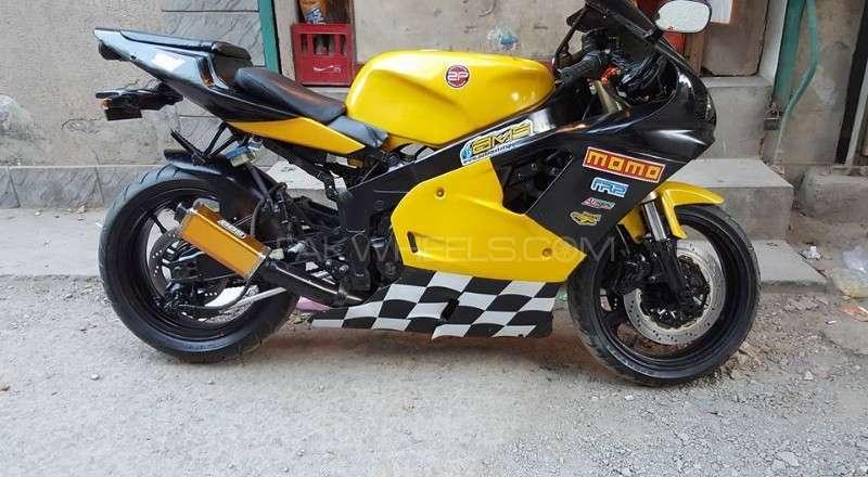 Kawasaki Ninja ZX 14 Monster Energy 1998