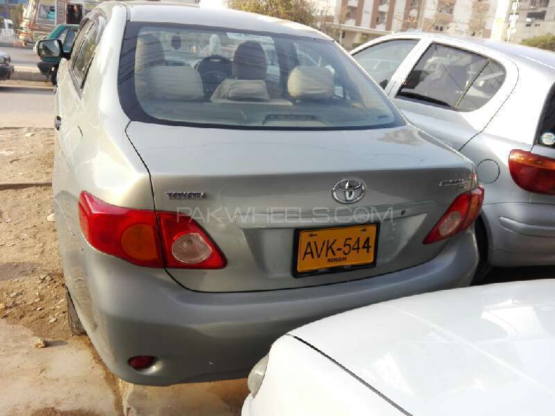 Toyota Corolla GLi 1.3 VVTi 2011 Image-7