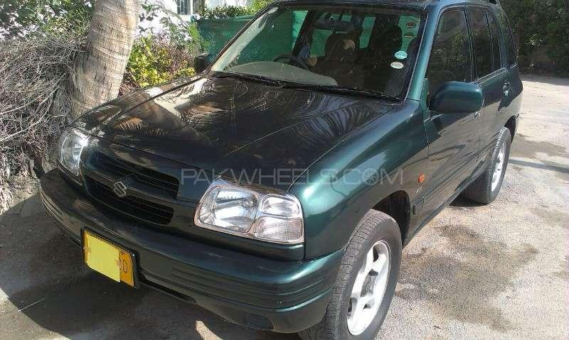 Suzuki Vitara 1998 Image-1