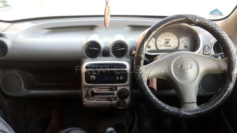 Hyundai Santro Club GV 2006 Image-6