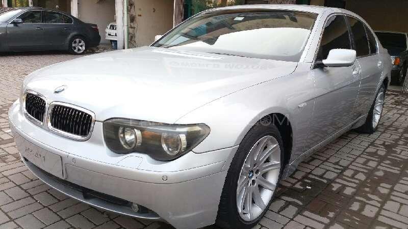 BMW 7 Series 730i 2004