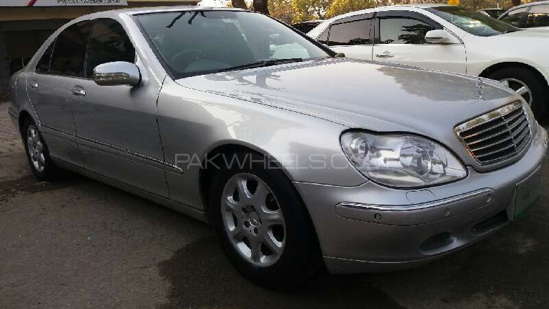 Mercedes benz s class s500 2002 for sale in islamabad for Mercedes benz 2002 s500 for sale