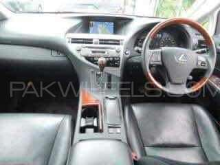 Lexus RX Series 450H 2010 Image-2