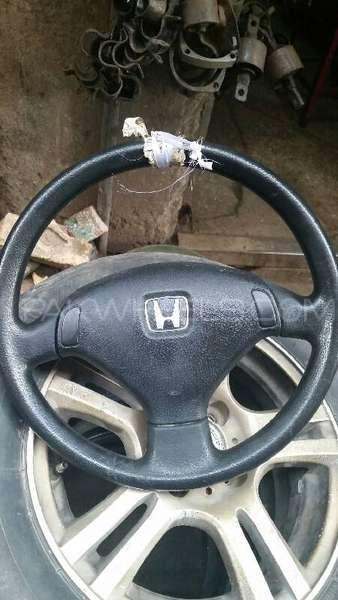 Honda Civic 1995 Hatch back Steering Wheel For Sell Image-1