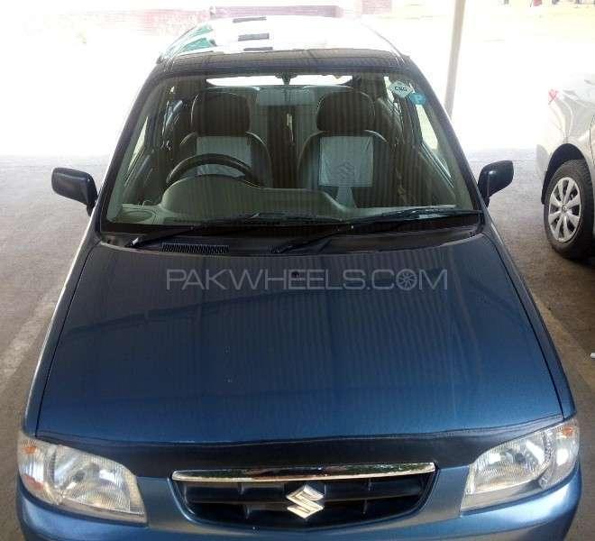 Suzuki Alto VXR (CNG) 2008 Image-2