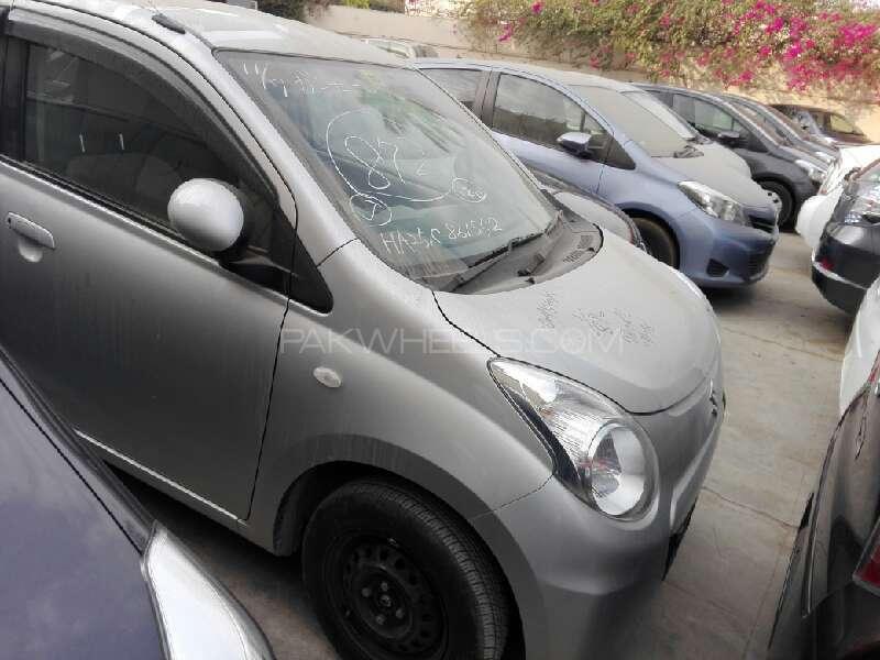 Suzuki Alto GII 2012 Image-2