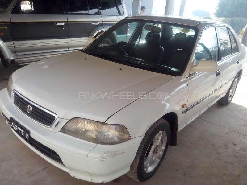 Honda City 1998 for sale in Islamabad   PakWheels