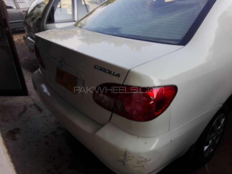 Toyota Corolla XLi 2007 Image-7