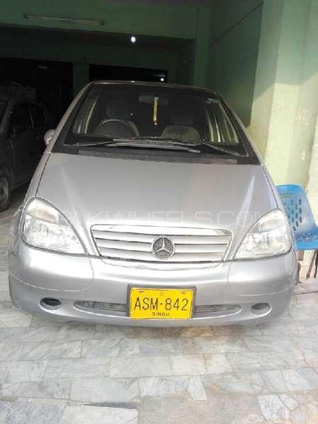 Mercedes Benz A Class 2004 Image-1