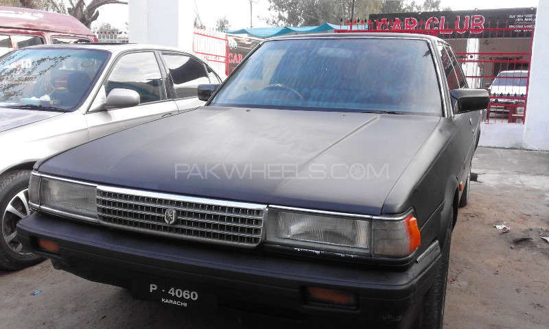 toyota cressida 1986 for sale in khushab pakwheels. Black Bedroom Furniture Sets. Home Design Ideas