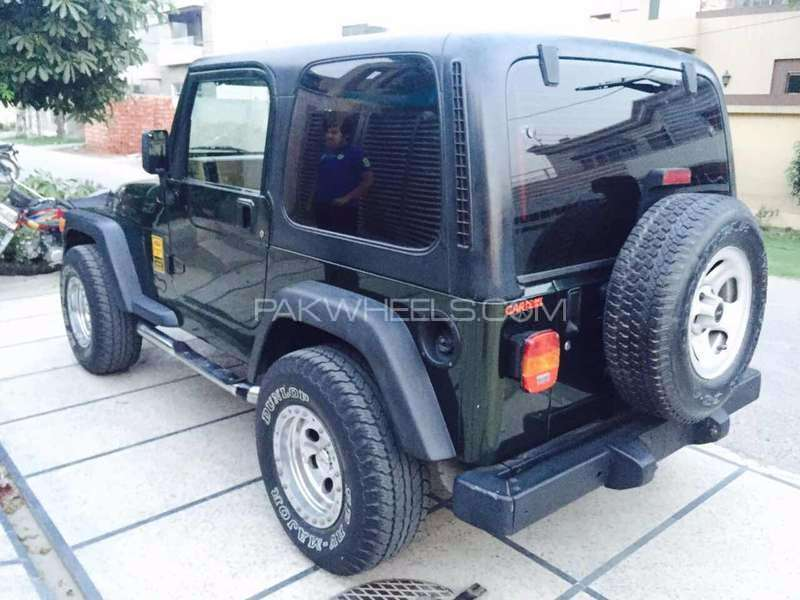 jeep wrangler special edition 2004 for sale in lahore. Black Bedroom Furniture Sets. Home Design Ideas