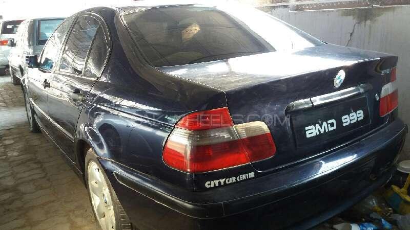 BMW 3 Series 316i 2002 Image-3