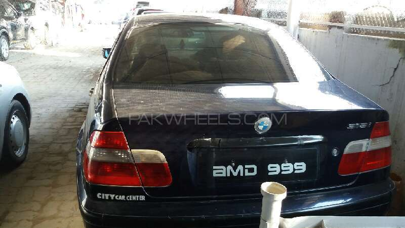 BMW 3 Series 316i 2002 Image-4