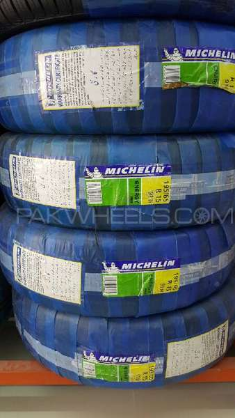 Michelin tyres for sale  Image-1