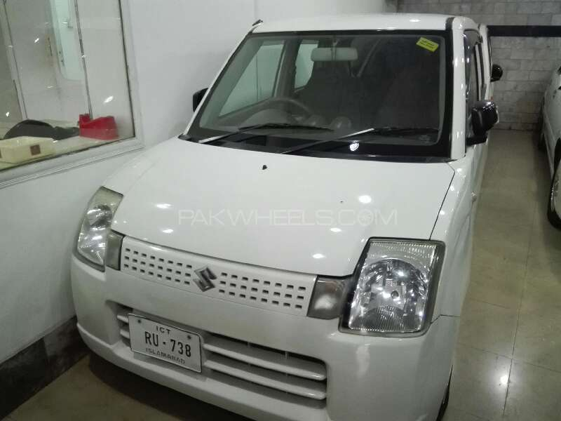 Suzuki Alto Lapin 2006 Image-1