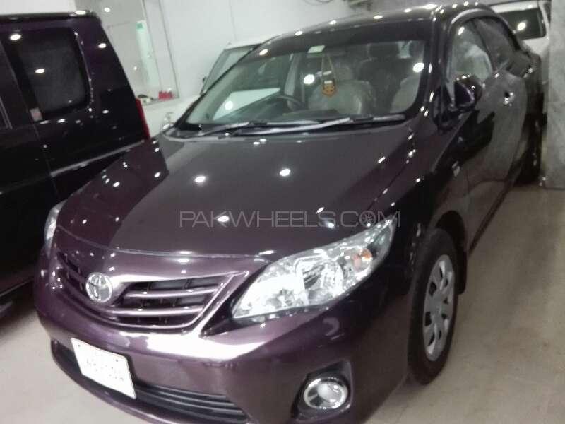 Toyota Corolla GLi 1.6 2012 Image-3