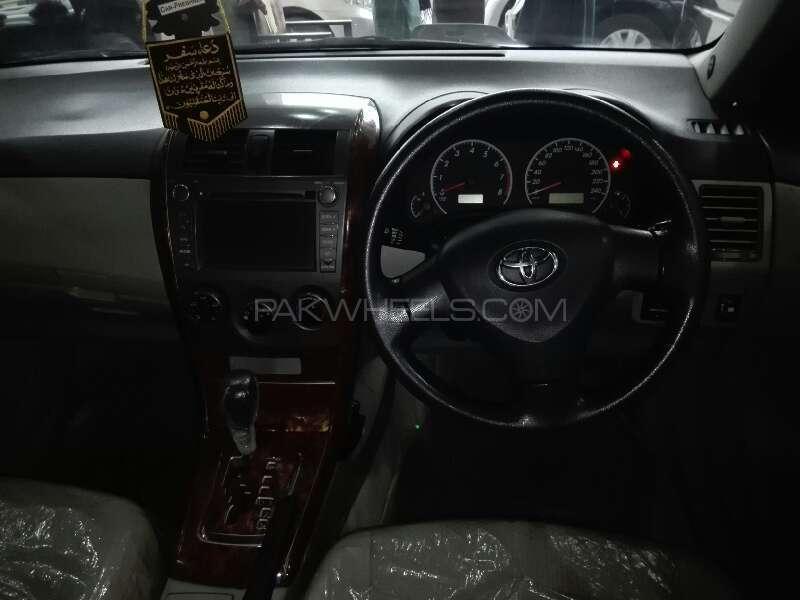Toyota Corolla GLi 1.6 2012 Image-7