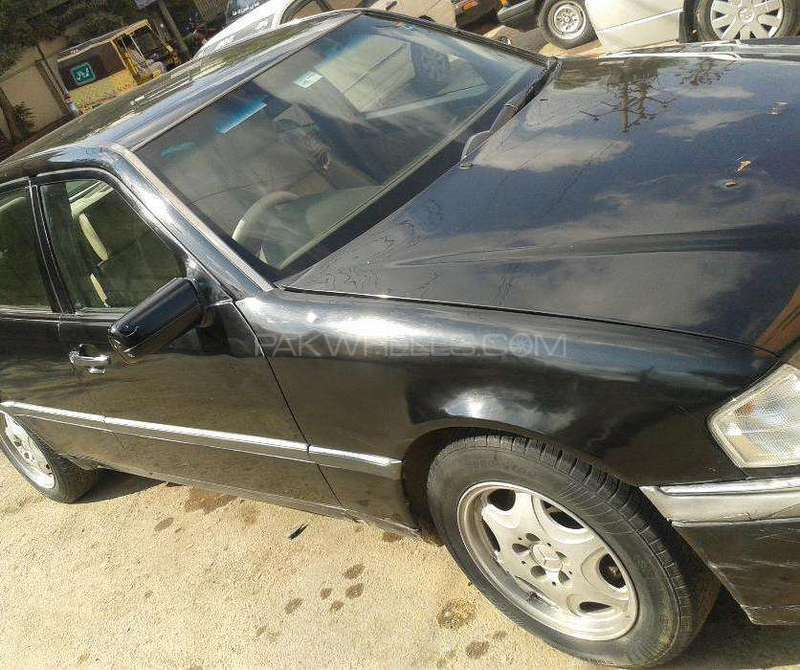 Mercedes Benz C Class C180 1994 For Sale In Karachi