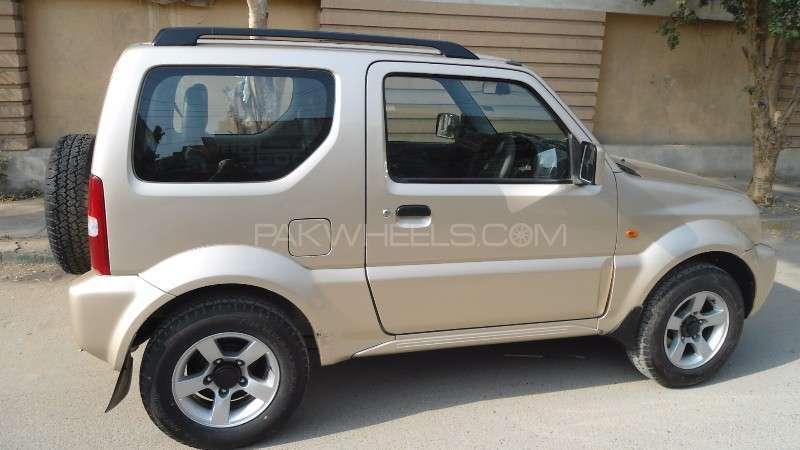 Suzuki Jimny JLDX 2006 Image-1